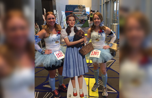 20 Awesome Race-Day Costumes | ACTIVE