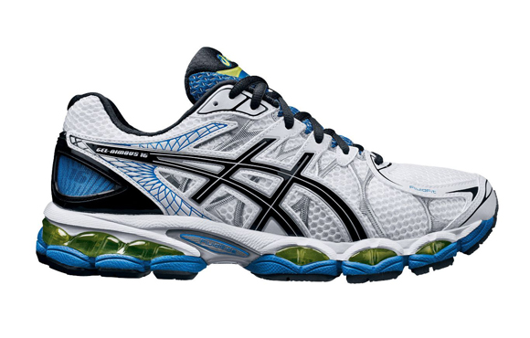 b8354d974f ... to the Kayano's Batman, the Gel-Nimbus has long been a favorite of  Asics loyalists who prefer a neutral daily trainer that doesn't skimp on  cushioning.