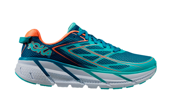 215a826a96 Hoka's Clifton model has emerged as the face of a brand known for maximum  cushioning—and a very, very loud appearance.