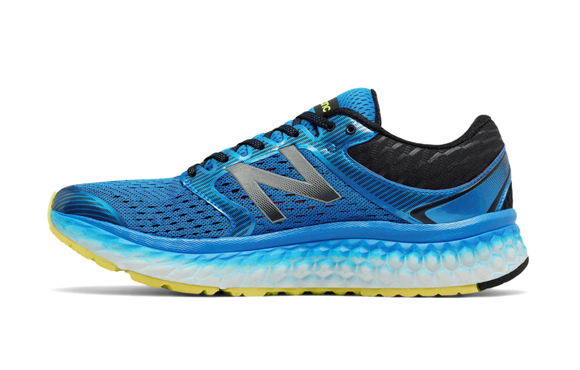 091c023688 What happens when a supremely popular shoe model like the New Balance 1080  is combined with one of the sport's most respected cushioning systems?