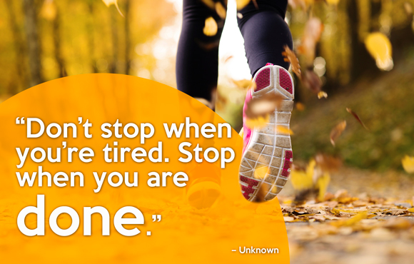 18 Motivational Running Quotes To Keep You Inspired Active