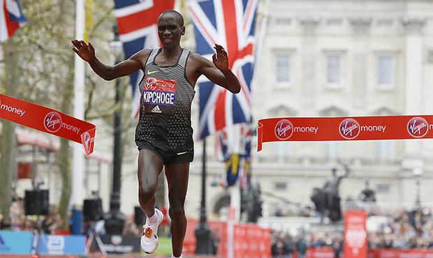 Eliud Kipchoge London Marathon