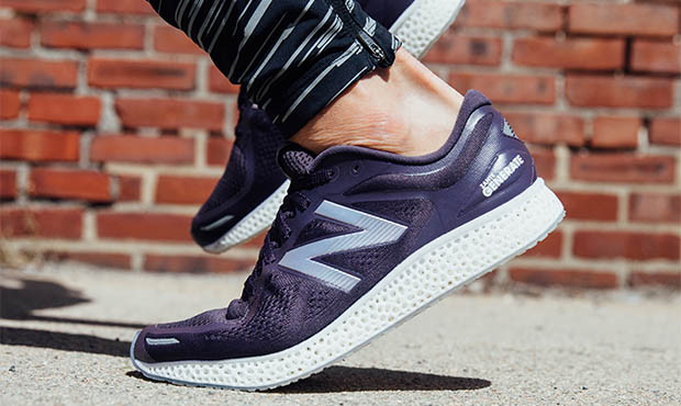 NB 3D printed shoes