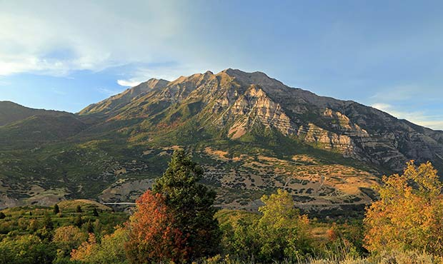 Provo Canyon, Utah
