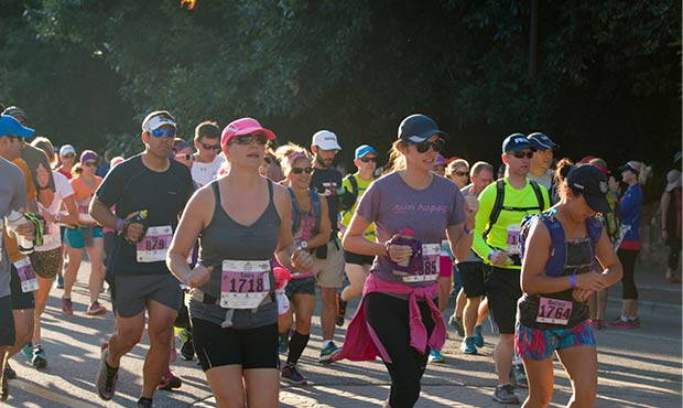 Race Day Strategies for When You're Undertrained