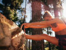Hamstring Strengthening and Stretches for Runners