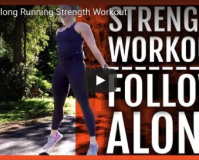 Follow Along With This Strength Workout For Runners