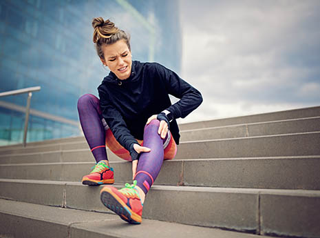 5 Phases of Stress Fracture Recovery