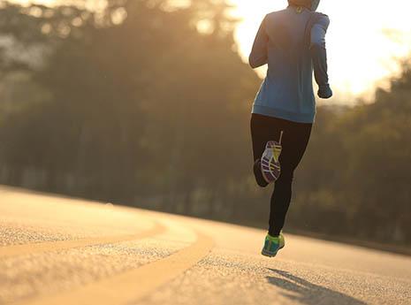 Runner front