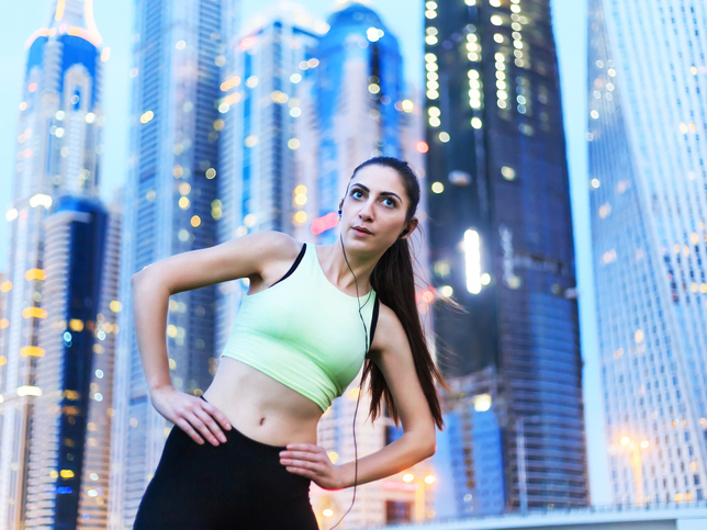 8 Sneaky Ways to Make Your Next Run Feel Easier