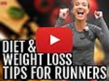 Basic Diet and Weight Loss Tips for Runners