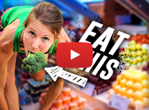 What Not to Eat Before a Run