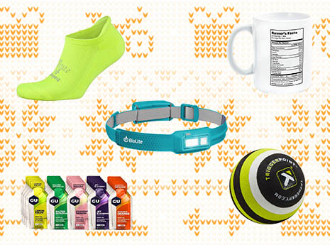 The Best Stocking Stuffers for Runners