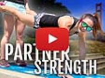 NEW Bodyweight Partner Strength Workout