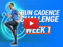 Try the Run Cadence Challenge