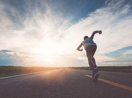 Man+running+fast front