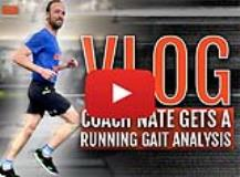 Coach Nate Gets a Running Gait Analysis