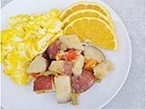 Easy Breakfast Potatoes for Runners