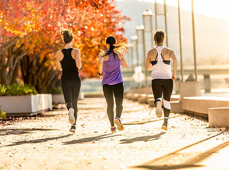 How to Make the Most of the Fall Running Season