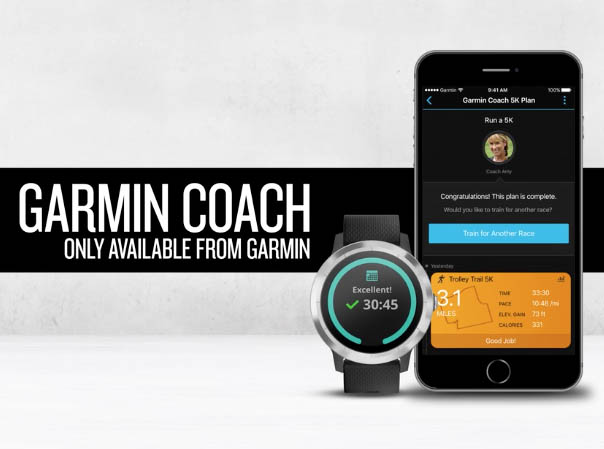 Find Your Perfect Race With Garmin Coach