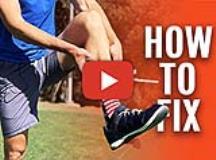 How to Fix Shin Splints Yourself