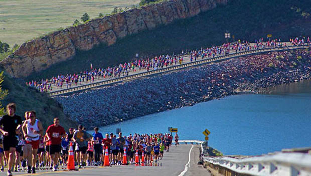 Horsetooth race