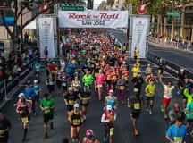 The Top Rock 'n' Roll Half and Full Marathons