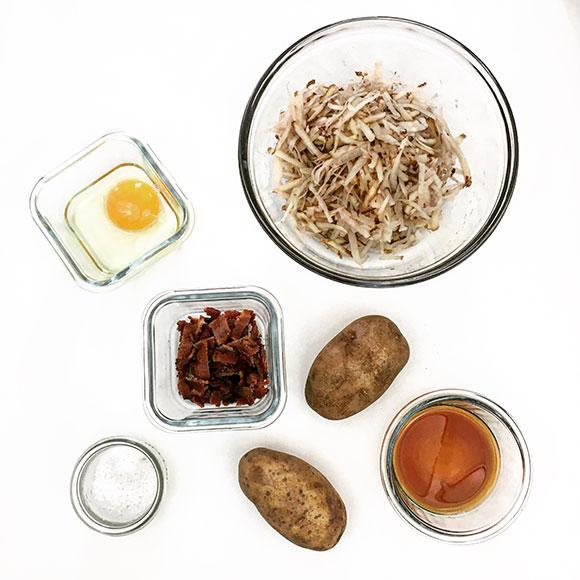 ingredients-waffle