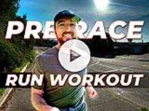 Pre-Race Run Workout: Get Sharp & Speedy