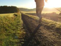 Should Runners Log Miles on Dirt and Grass?