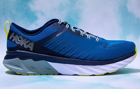 running shoe