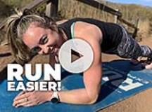 10 Minutes to Easier Running: Follow Along Core Strength