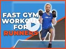20-Minute, Whole-Body Gym Workout for Runners