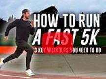 3 Key Workouts to Run a Faster 5K