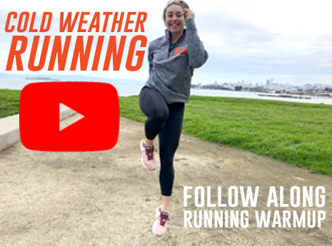 A Follow-Along Warmup for Cold Weather Running