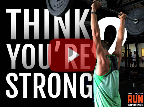 A Strength Training Test for Runners