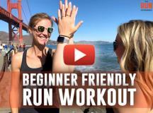 A Workout for Beginner Runners