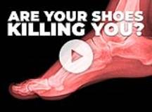Are Your Super Cushioned Running Shoes Causing Injuries?