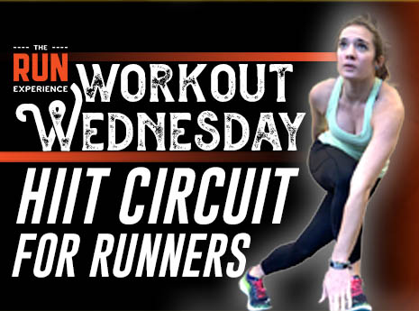 HIIT Circuit for Runners