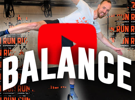 How To Improve Your Balance for Running