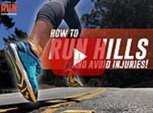 How to Run Hills Without Getting Injured