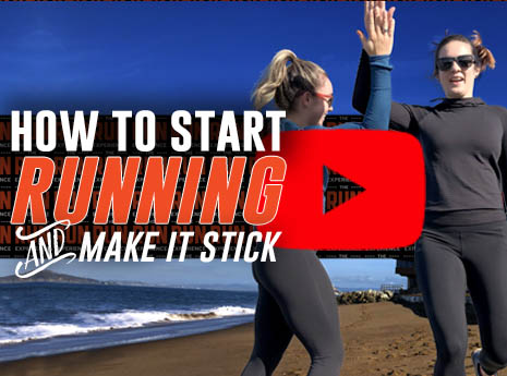 How to Start Running and Make It Stick