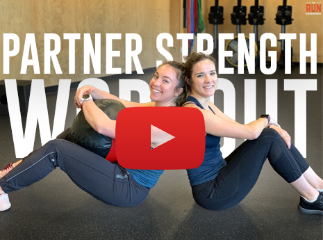 Partner Strength Workout for All Levels