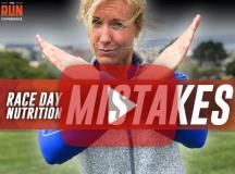 Race Day Nutrition Mistakes