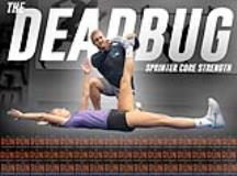 Sprinter Core Strength: The Dead Bug