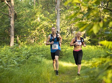 Ultramarathon front