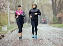 How to Make Running in the Rain a Little Less Miserable