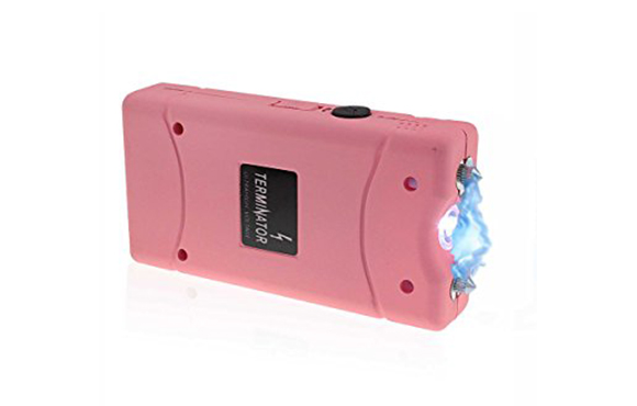 Our Sincere Hope Is That A Runner Should Never Need To Resort Self Defense Of This Magnitude However The Terminator Mini Stun Gun Viable Option