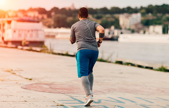 6 Tips for Heavy Runners | ACTIVE