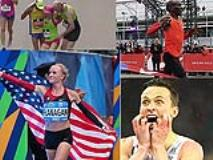 8 of Our Favorite Moments in Running This Year